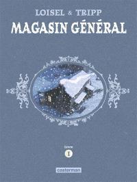 Magasin général, Livre 1