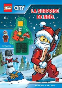 Lego City, La surprise de Noël