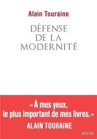 Défense de la modernité