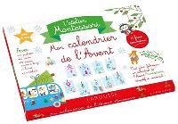 L'atelier Montessori : mon calendrier de l'Avent