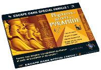 Mystères et secrets de la pyramide : escape game spécial famille