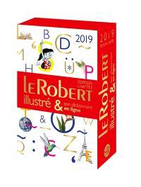 Le Robert illustré 2019 & son dictionnaire en ligne