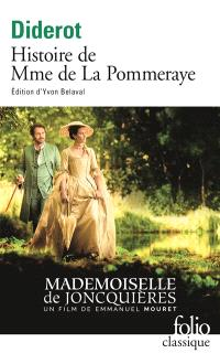 Histoire de Mme de La Pommeraye; Précédé de Sur les femmes