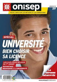 Université : bien choisir sa licence