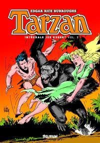 Tarzan : intégrale Joe Kubert. Volume 2