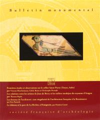 Bulletin monumental. n° 176-1
