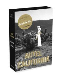Autel California : le coffret