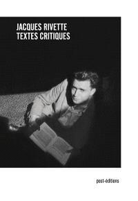 Textes critiques