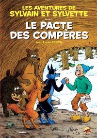 Sylvain et Sylvette. Volume 5, Le pacte des compères