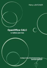 OpenOffice CALC : le tableur pour tous