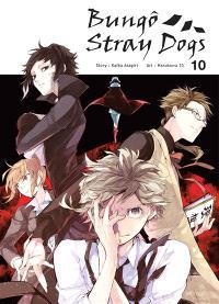 Bungo stray dogs. Volume 10