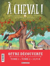 A cheval : tomes 1 et 2