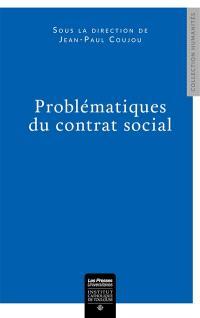 Problématiques du contrat social