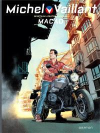 Michel Vaillant : nouvelle saison. Volume 7, Macao