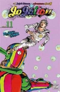 Jojolion : Jojo's bizarre adventure. Volume 11, Les jumeaux arrivent en ville