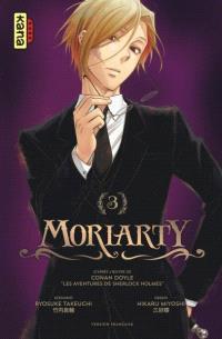 Moriarty. Volume 3