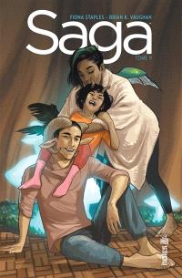 Saga. Volume 9