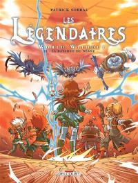 Les Légendaires. Volume 21, World without : la bataille du néant