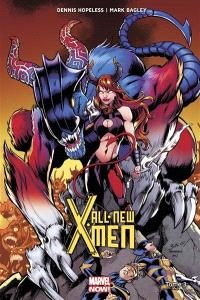 All-New X-Men. Volume 3, La fureur de l'enfer
