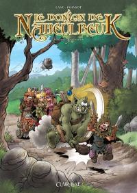 Le donjon de Naheulbeuk : intégrale. Volume 2, Tomes 4 à 6