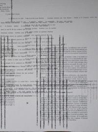 Oskar Pastior, Le projet Pétrarque : ENS Lyon, 2  juin 2006