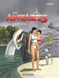 Les mondes d'Aldébaran, cycle 3, Antarès : l'intégrale