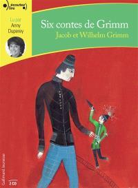Six contes de Grimm