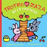 Trotro et Zaza et le cerisier