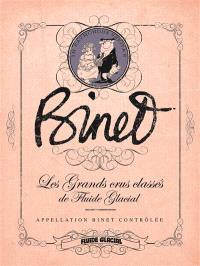 Binet : appellation Binet contrôlée : les grands crus classés de Fluide glacial