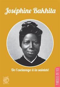 Joséphine Bakhita : de l'esclavage à la sainteté