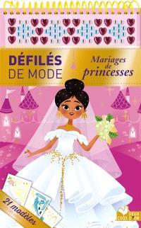 Défilés de mode : mariages de princesses