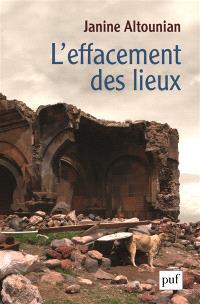 L'effacement des lieux : autobiographie d'une analysante, héritière de survivants et traductrice de Freud