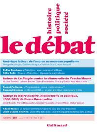 Débat (Le). n° 203