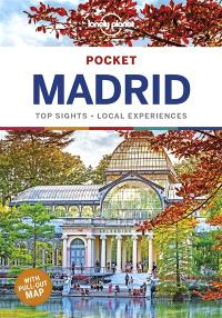Pocket Madrid : top sights, local experiences