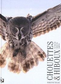 Chouettes & hiboux : le livre de toutes les espèces