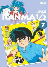 Ranma 1-2 : édition originale. Volume 7