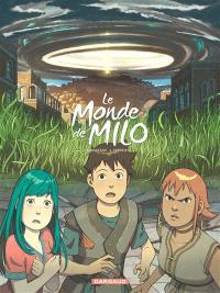 Le monde de Milo. Volume 6, Le grand soleil de Shardaaz