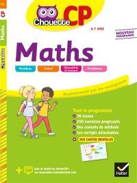Maths CP, 6-7 ans : nouveau programme