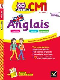 Anglais CM1, 9-10 ans : nouveau programme