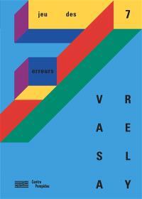 Jeu des 7 erreurs : Vasarely