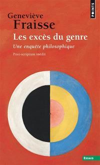 Les excès du genre : une enquête philosophique