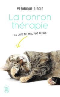 La ronron thérapie : ces chats qui nous font du bien