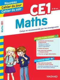 Maths CE1, 7-8 ans