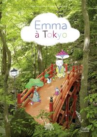 Emma à Tokyo