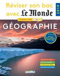 Géographie, terminale, séries L, ES et S
