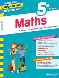 Maths 5e, 12-13 ans