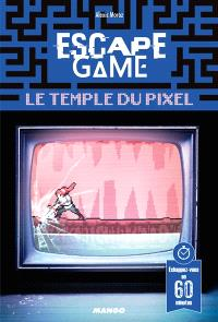 Escape game : le temps du pixel