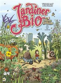 Jardiner bio : en bandes dessinées