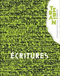 Terrain. n° 70, Ecritures