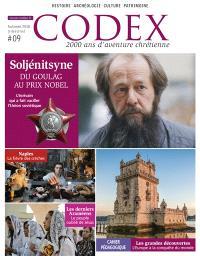 Codex : 2.000 ans d'aventure chrétienne. n° 9, Soljénitsyne : du goulag au prix Nobel